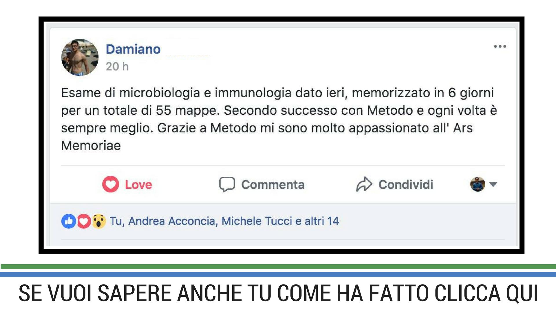 Giuseppe Moriello opinioni - corso memoria gratis